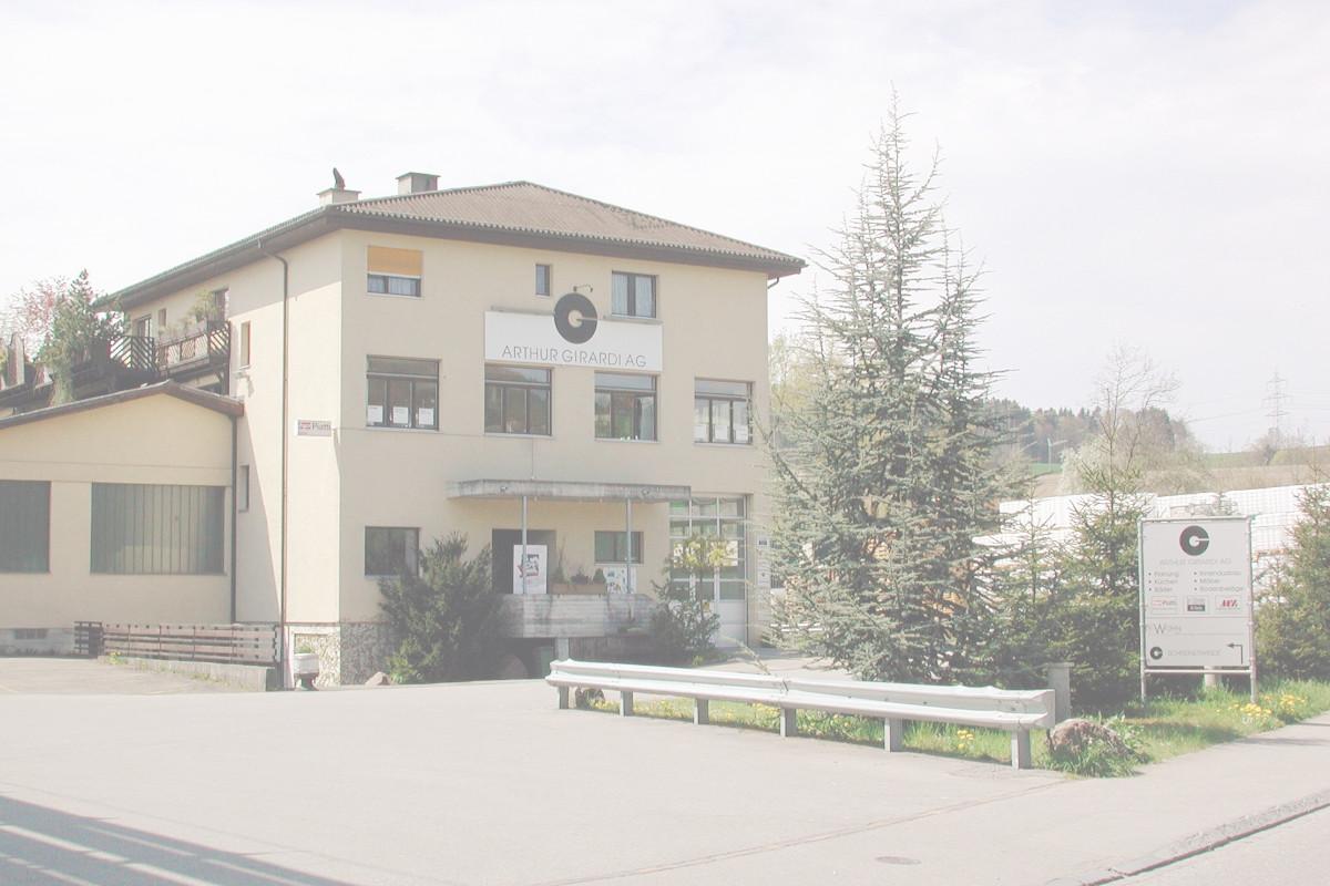 Unser Betriebsgebäude