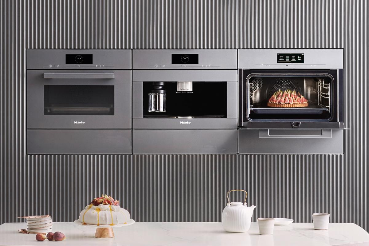 Neue Miele-Geräte: Backofen, Steamer und Kaffeautomat