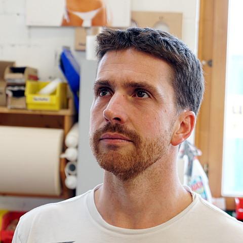 Portrait von Adrian Wälti