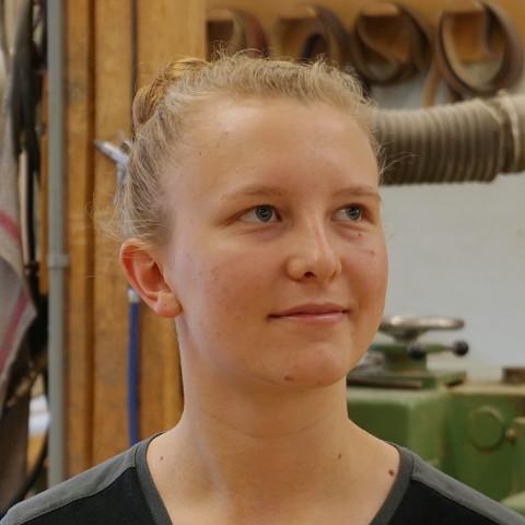 Portrait von Denise Grüter