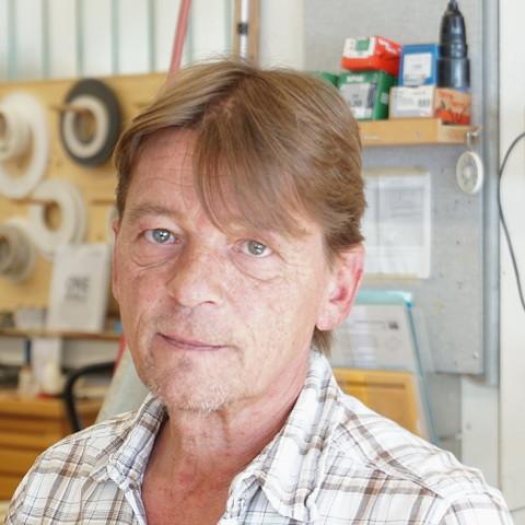 Portrait von Jürg Breuss