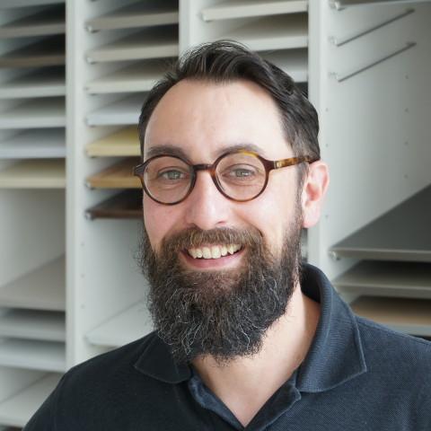 Porträt von Mario Riolino