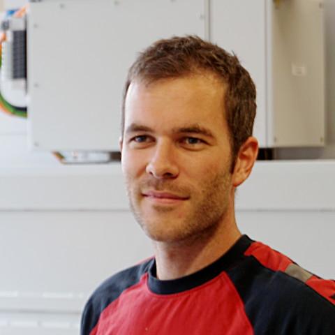 Portrait von Peter Hagenbuch