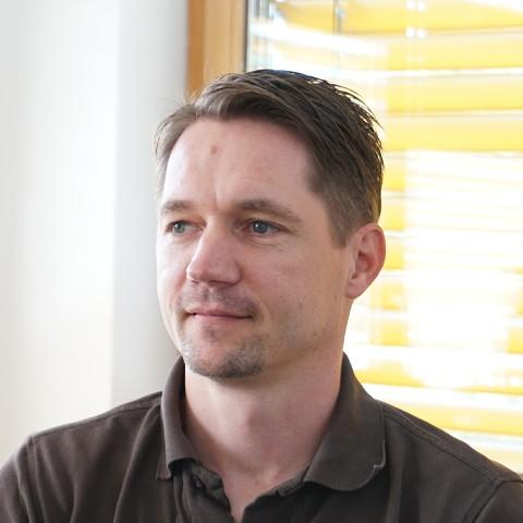 Portrait von Sebastian Freiberg