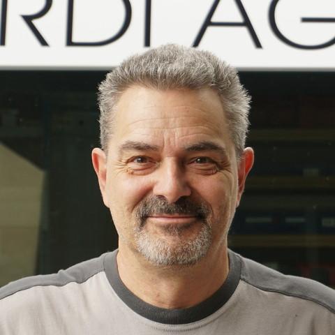 Portrait von Willi Ritter