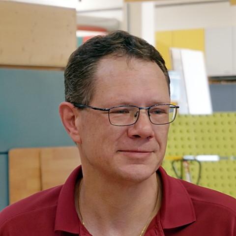 Portrait von Wolfgang Pache