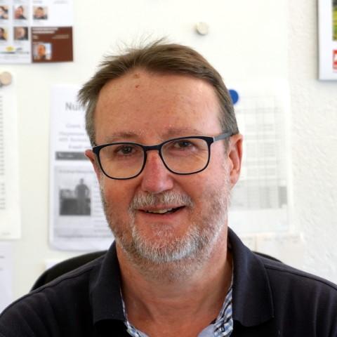 Portrait von Zeno Anselm